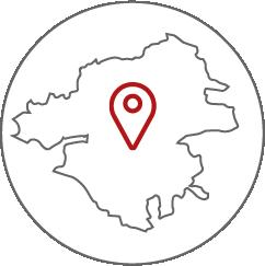 carte des producteurs réseau Loire-Atlantique