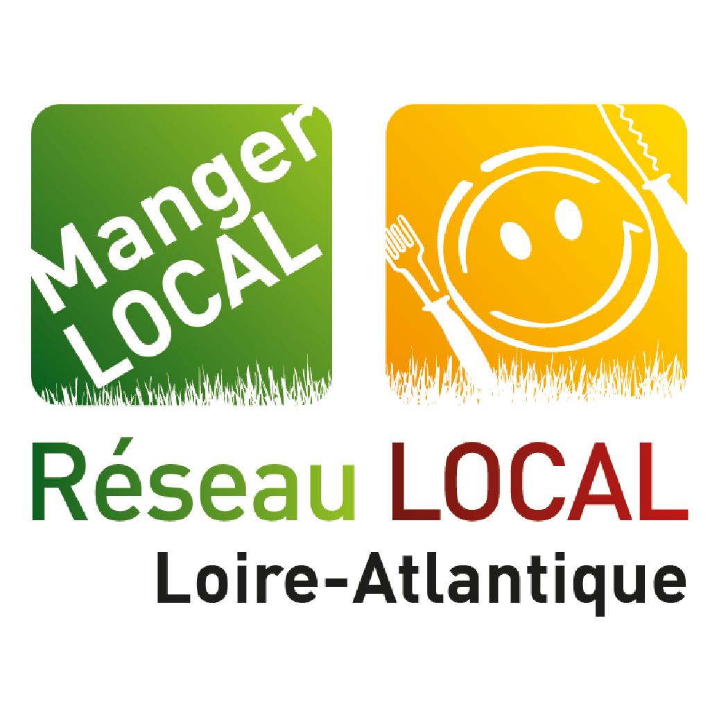 Réseau manger local Loire-Atlantique